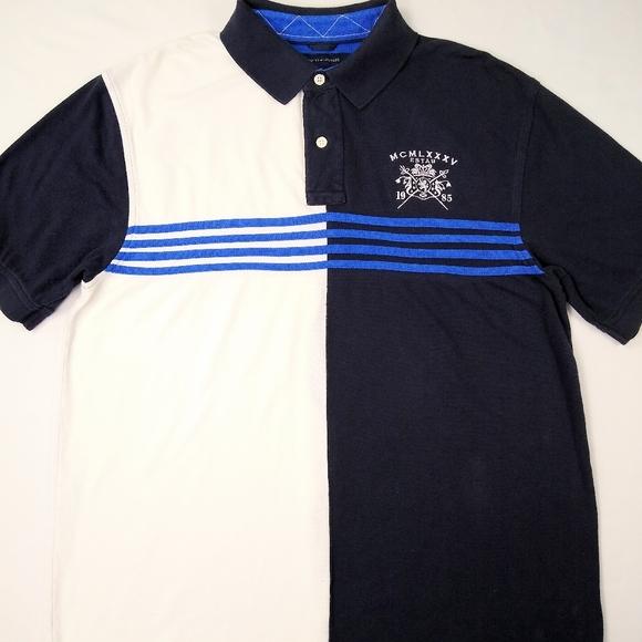 Tommy Hilfiger Other - Vtg Tommy Hilfiger Black Striped shirt Size XL TG